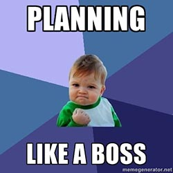 Plannig-like-a-boss